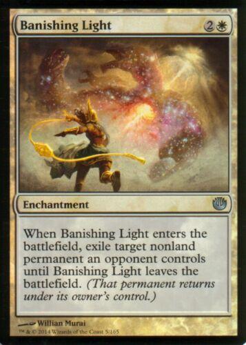 Banishing Light FOILNMBorn of the GodsMagic MTG