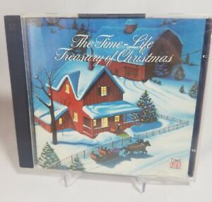 Time Life Treasury Of Christmas.Details About Time Life Treasury Of Christmas Cd Set 2 Discs 45 Tracks Bing Crosby Elvis Burl