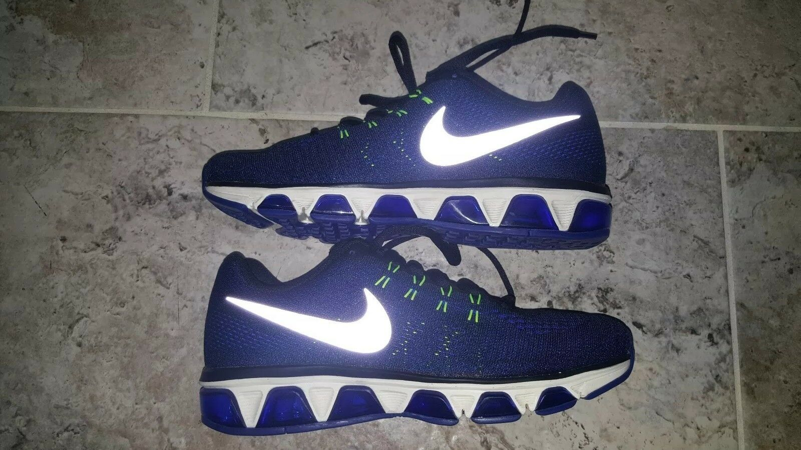 NEW WITHOUT BOX NIKE TAILWIND 8 MEN'S SIZE US7.5 ONLY ONE ON EBAY IN THIS SIZE