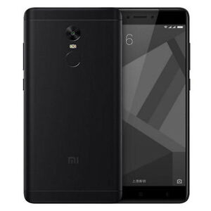 New-Xiaomi-Redmi-Note-4X-Duos-64GB-4GB-4G-Android-6-LTE-MIUI-8-0-DecaCore-Black