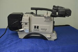 Panasonic-color-video-camera-model-WV-F200-200CLE-CCD-no-lens-studio-pro-equipme