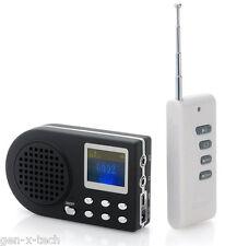 MP3 Bird Caller Pro 110 Included Bird Songs: 120dB: Remote Control: Forrest Trek