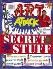 Art Attack  Secret Stuff: Great Ways to Hide Your Treasures and Keep Out Intruders by Wayne Anderson (Hardback, 2000)