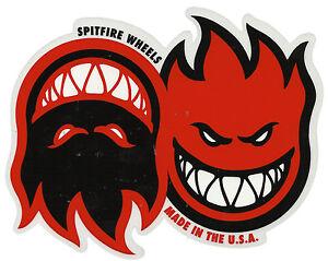 Spitfire Wheels Sticker