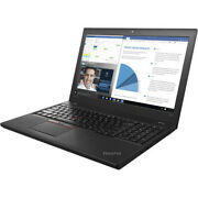 "Lenovo ThinkPad T560 15.6"" FHD i5-6300U 8GB 256GB SSD Webcam Win10 Pro Warranty"