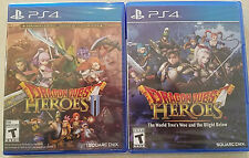 Dragon Quest Heroes: The World Tree's Woe and the Blight Below (Sony PlayStation 4, 2015)