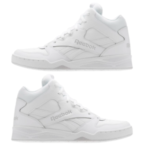 1315a83c097d19 Image is loading Reebok-High-Top-Sneaker-Basketball-Shoes-White-BB4500-