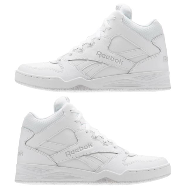 6b56dcdfdaf60f Reebok Mens Royal Bb4500h XW Fashion Sneaker White steel 10 4e US ...