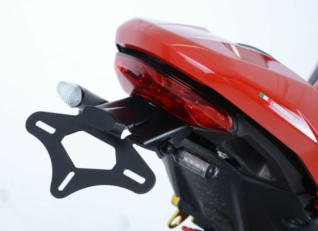 Ducati Supersport S Bj 17 Supports de plaques RoMatech