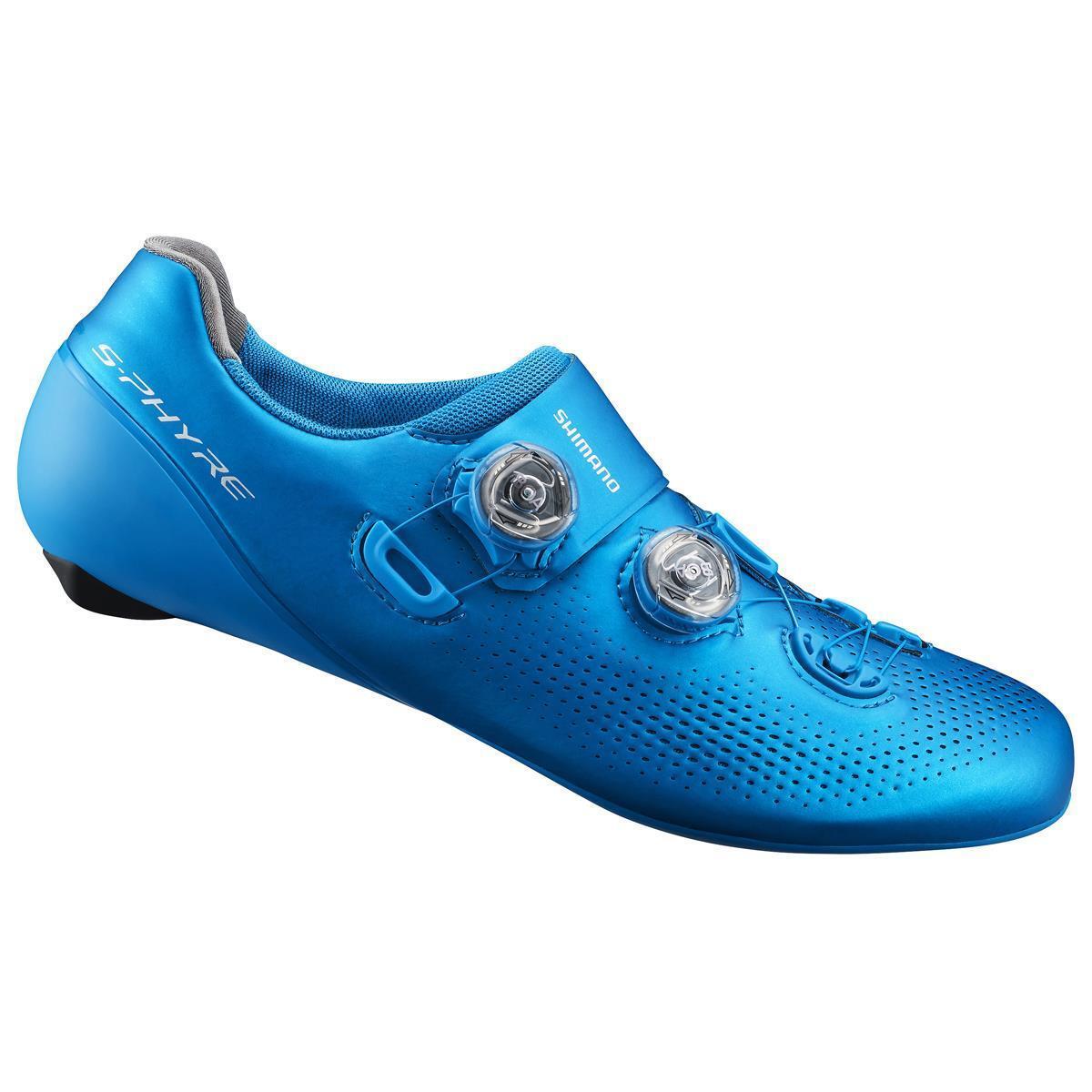 SHIMANO shoes de ville s-phyre rc9 sh-rc901sb1 blue 19 ESHRC901MCB01S43000