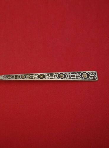 """Spanish Tracery by Gorham Sterling Silver Salad Fork 6 7//8/"""" Flatware"""