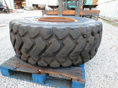 JOHN DEERE 544J 544K WHEEL AND TIRE 20