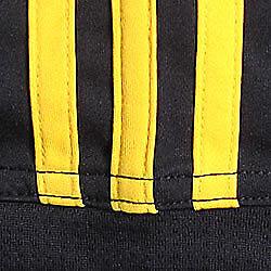 S-M-L-XL-XXL Sportshort schwarz-gelb NEU ADIDAS Climacool Short Fußballshort