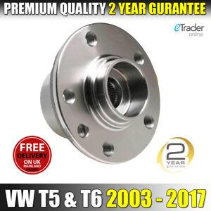 VW-T5-Rear-hub-cojinete-de-rueda-TDI-todos-los-modelos-Transportador-Nuevo-parte-de-calidad