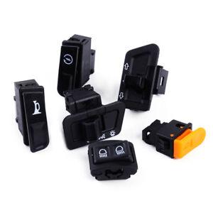 6X-Blinker-Starter-Zuend-Schalter-fuer-GY6-50-125-150-cc-Scooter-Dimmer-Hupenknopf
