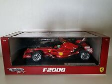 1/18 Hot Wheels Ferrari F2008 V8 Felipe Massa