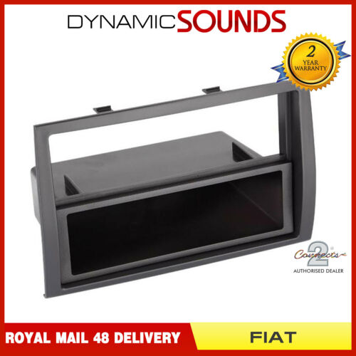 CT24FT10 Car CD Stereo Fascia Surround Trim Panel For FIAT Ducato 2006-2011