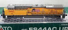 KATO N Scale Union Pacific Ge Es44ac #5467 1768933