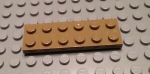 10 Pieces Per Order NEW Light Brown 2x6 Plates LEGO 3795