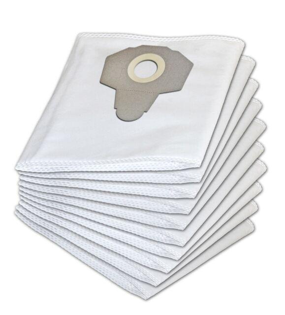 5-40 Staubsaugerbeutel mit Filter geeignet für Parkside PNTS 30,1300 1400 1500