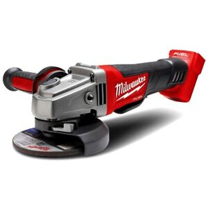 Milwaukee M18CAG125XPD-0 18V Cordless Fuel 125mm Angle Grinder