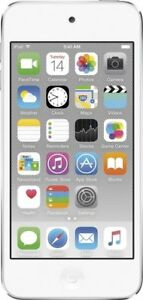 Refurbished-Apple-iPod-touch-6th-Generation-Silver-128-GB-MP3-Player-MKWR2LL-A