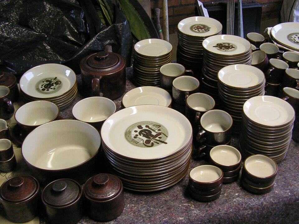 Porcelæn, kaffe- og spisestel, Désiree Thule