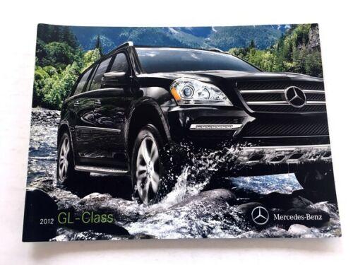 2013 Mercedes Benz GL-Class GL350 GL450 24-page Sales Brochure ...