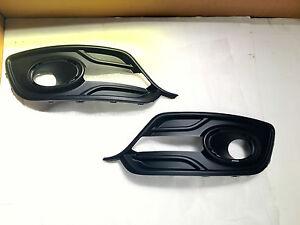 2 enjoliveur de phare antibrouillarde renault megane 3 iii. Black Bedroom Furniture Sets. Home Design Ideas