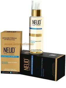Neud Herbal Natural Hair Inhibitor Permanent Hair Removal Cream 80