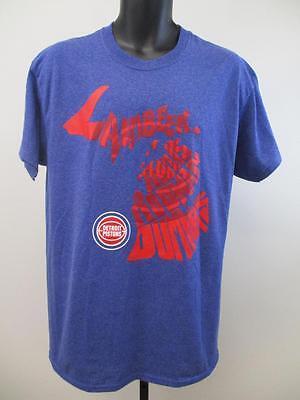 Basketball New Detroit Pistons Lambert Thomas Dumars Rodman Mens M-l-xl-2xl Shirt Msrp Fragrant Aroma