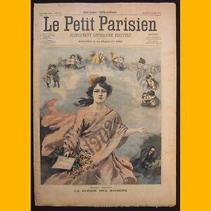 PETIT-PARISIEN-Supplement-litteraire-illustre-ECHOUEMENT-KLEBER-6-janvier-1902