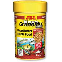 JBL NovoGranoMix mini 100ml Novo Grano Mix Fish Food Staple Food Granules