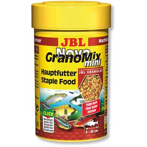 JBL-NovoGranoMix-mini-100ml-Novo-Grano-Mix-Fish-Food-Staple-Food-Granules