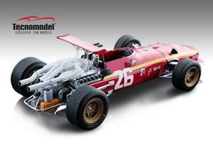 1-18-Tecnomodel-26-1968-312-Ferrari-French-GP-Jacky-Icks-Limited-Edition