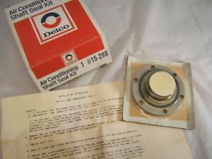 1959-75-York-Air-Conditioning-Compressor-seal-kit-nos-Ford-AMC-imports