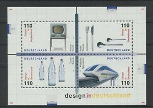 Germany-Federal-Frg-vintage-yearset-1999-Block-50-Mint-MNH-More-Sh-Shop
