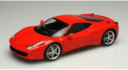 Ferrari 458 Italia 1:24 Plastic Model Kit FUJIMI