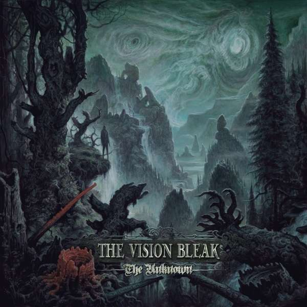 The Vision Bleak - The Unkonwn Nuevo CD Digi