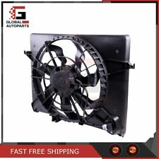 Radiator Fan Assembly For 1999-2005 Hyundai Sonata 2004 2001 2002 2000 X412YV
