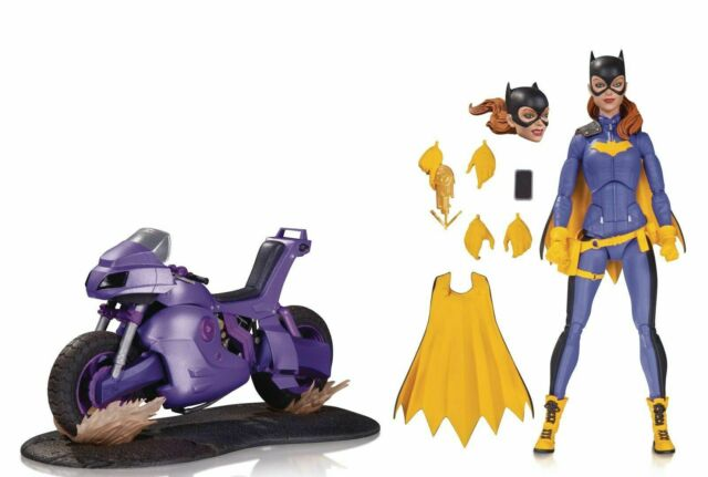 DC icone Scossa statica Action Figure