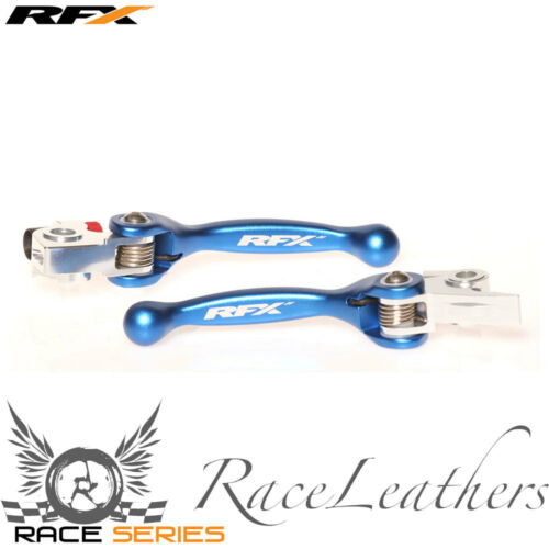 RFX FLEXI REPLACEMENT MOTO-X BLUE BRAKE AND CLUTCH LEVER HUSQVARNA FE TE 14-16