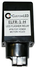 4-Pin Honda LED Flasher Relay ELFR-1-H *FAST BLINKER FIX* OEM Connect