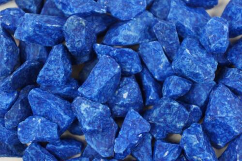 500g Pierres de Couleur Fish Tank Aquarium Mariage Décoration Bleu gravier ru6-14