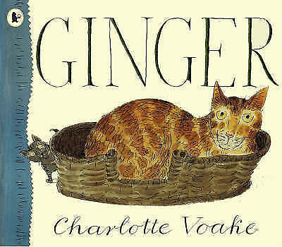 Ginger, Acceptable, Voake, Charlotte, Book
