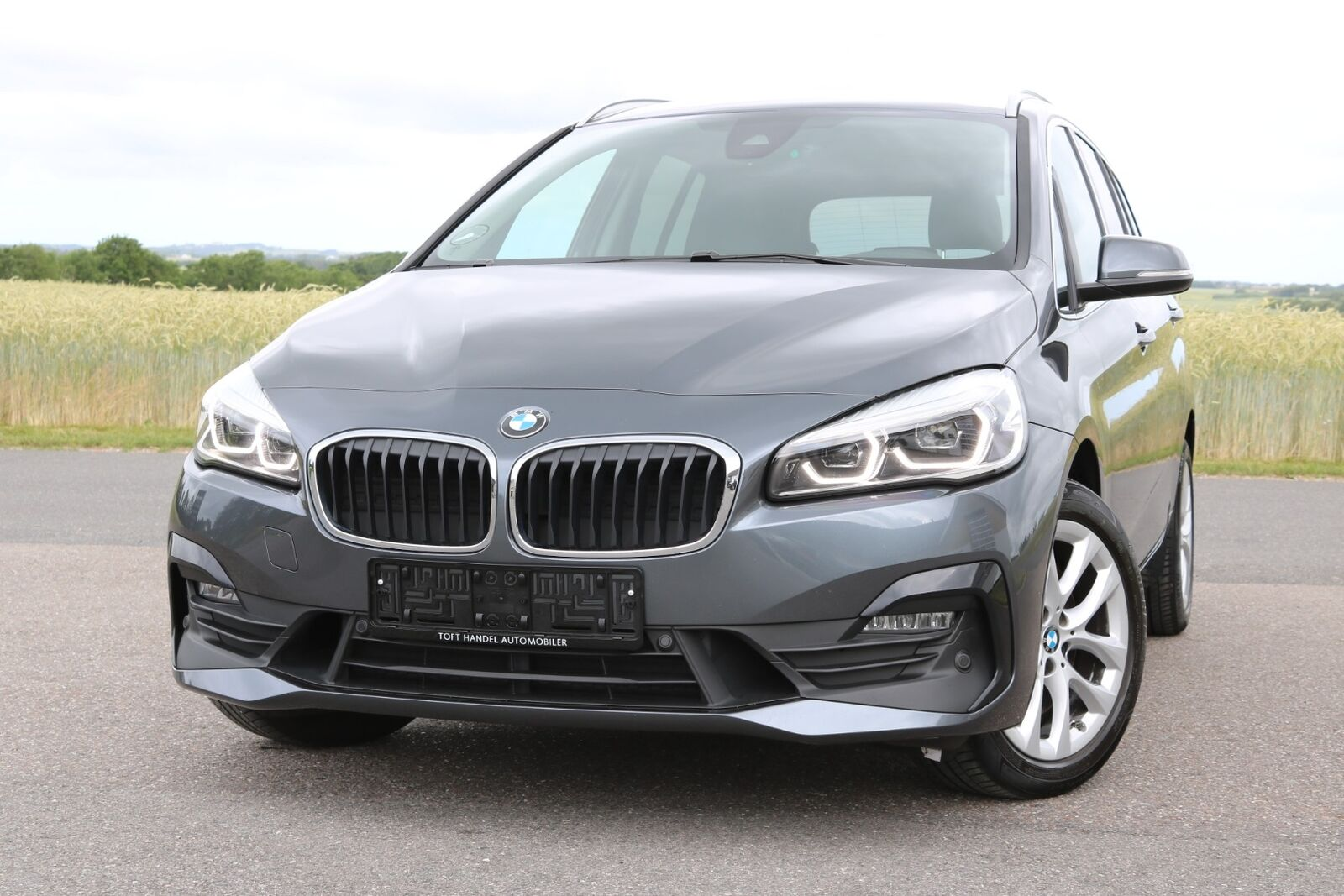 BMW 220d 2,0 Gran Tourer Advantage aut. 7p 5d - 349.900 kr.