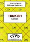 English-Turkish & Turkish-English Word-to-Word Dictionary: Suitable for Exams by C. Sesma (Paperback, 2012)