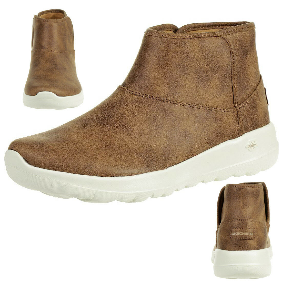 Skechers on the go Joy Harvest botas señora invierno zapatos csnt