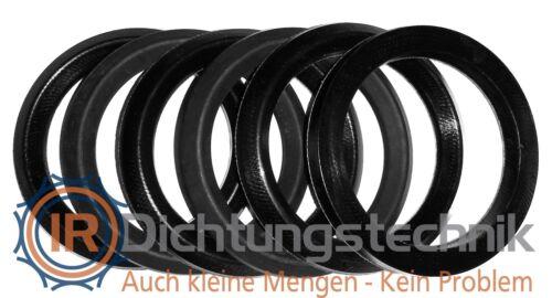 Stangendichtung Dachmanschette VEEPAC Chevron Rod Seal ES CH//G5 M2 EES SDS01 3//2