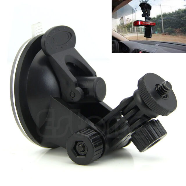 Flexible Suction Cup Mount Holder Tripod For DV Camera Car Windows Glass Stand
